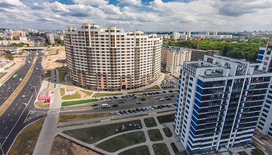 "ЖК ""Minsk World"""
